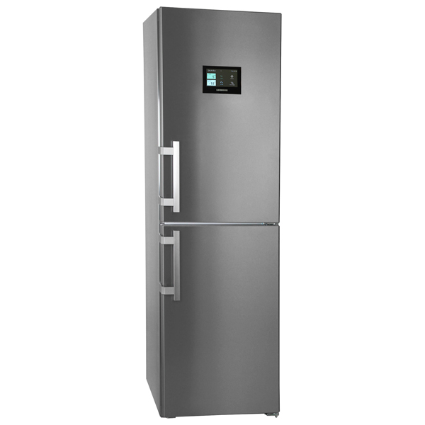 Холодильник с нижней морозильной камерой LiebherrХолодильники с нижней морозильной камерой<br>Цвет: нерж. сталь,<br>Климатический класс: SN-T,<br>Разм. мороз. камеры: автомат.(No Frost),<br>Авт. доводчик двери: Да,<br>Перенавешиваемые двери: Да,<br>Тип компрессора: инверторный,<br>Хранение при откл. питания: 24 ч,<br>Режим суперзамораживания : Да,<br>Вид гарантии: по чеку,<br>Мощность замораживания: 16 кг/сутки,<br>Количество компрессоров: 1,<br>Очистка воздуха: угольный фильтр,<br>Ручки легкого открывания: Да,<br>Подставка для яиц: Да,<br>Звук.сиг. двери мороз.к-ры: Да,<br>Свет.сиг. двери мороз.к-ры: Да<br>