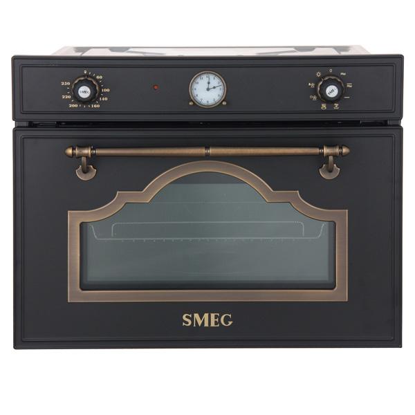 цены  Встраиваемая микроволновая печь Smeg SF4750MAO
