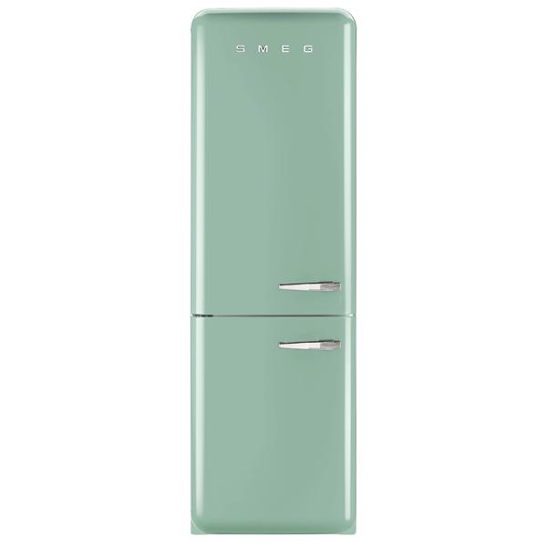 Холодильник с нижней морозильной камерой Smeg FAB32LVN1 пряжа для вязания patons fab big colour цвет бирюзовый зеленый синий 00088 120 м 200 г 9806557 00088