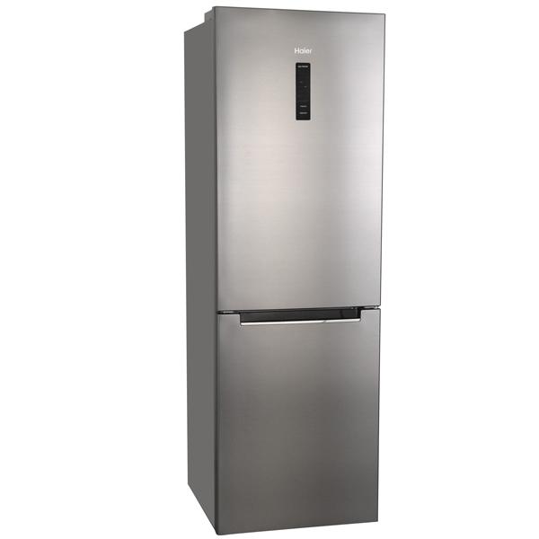 Холодильник с нижней морозильной камерой HaierХолодильники с нижней морозильной камерой<br>Подставка для яиц: Да,<br>Система No Frost: в холодильном и морозильном отделении,<br>Полок на двери хол. камеры: 3,<br>Габаритные размеры (В*Ш*Г): 185.5*59.9*68.4 см,<br>Объем морозильной камеры: 95 л,<br>Объем холодильной камеры: 222 л,<br>Полок в холодильной камере: 3,<br>Класс энергоэффективности: A+,<br>Расположение мороз.камеры: нижнее,<br>Количество компрессоров: 1,<br>Количество камер: 2,<br>Уровень шума: 43 дБ,<br>Инд. темп. в холод. к-ре: Да,<br>Инд. темп. в мороз. к-ре: Да,<br>Гарантия: 1+2 года,<br>Тип освещения: светодиодное<br>