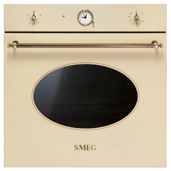 Встраиваемый газовый духовой шкаф Smeg