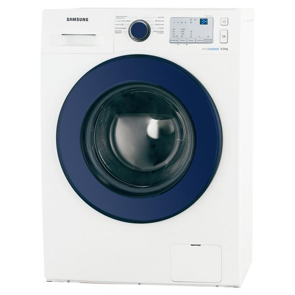 Стиральная машина Узкая Samsung WW6MJ30632W