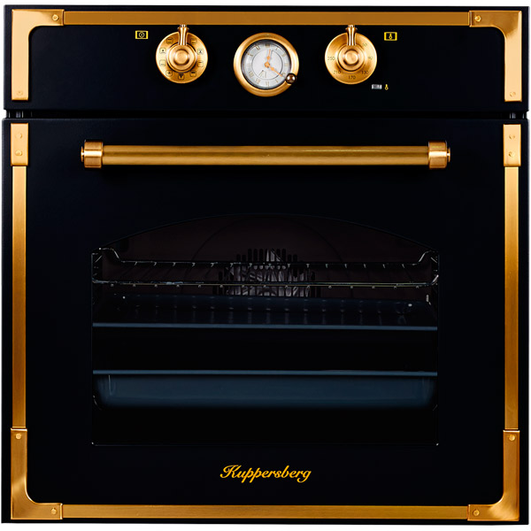 Электрический духовой шкаф Kuppersberg RC 699 ANT Gold