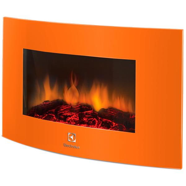Электрокамин Electrolux EFP/W - 1200URLS оранж