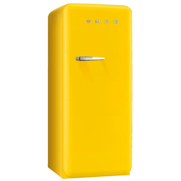 где купить  Холодильник однодверный премиум Smeg FAB28RG1  дешево