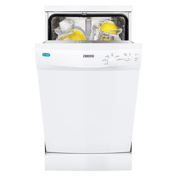 Посудомоечная машина (45 см) Zanussi ZDS91200WA