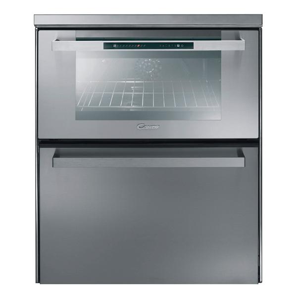 Candy DUO 609 X с посудомоечной машиной