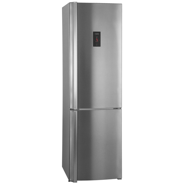 Холодильник с нижней морозильной камерой AEG S83920CMXF  aeg t 6 dbg 28 s