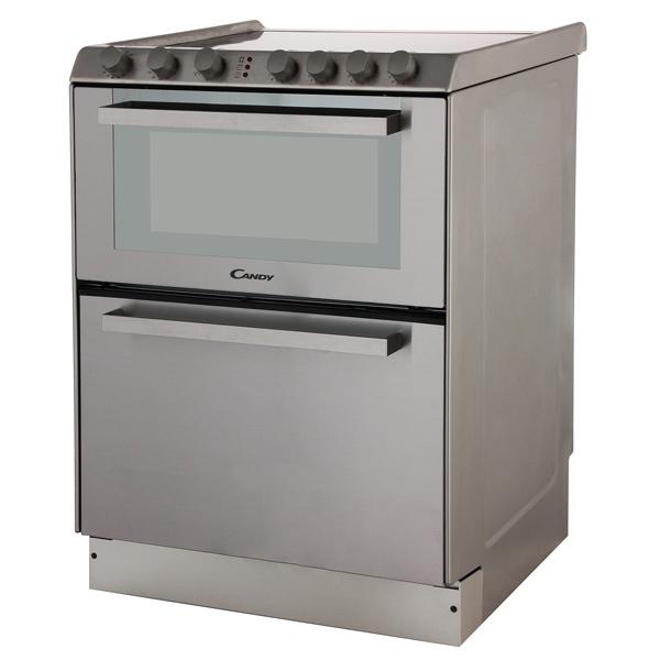 Электрическая плита (60см) с посудомоечной машиной Candy Trio 9503/1 X