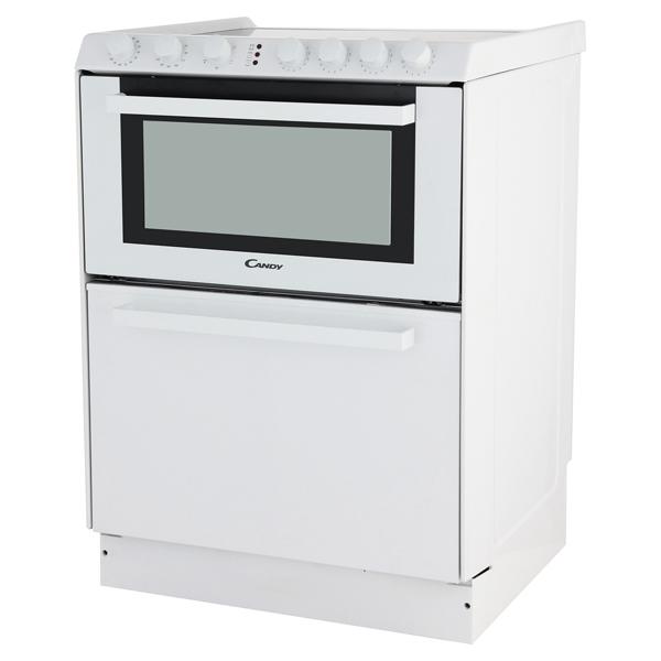 Электрическая плита (60см) с посудомоечной машиной Candy Trio 9503/1 W