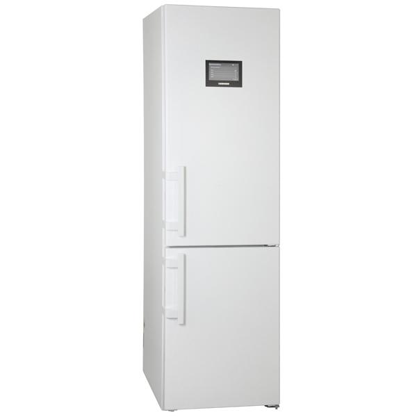 Холодильник с нижней морозильной камерой LiebherrХолодильники с нижней морозильной камерой<br>Мощность замораживания: 16 кг/сутки,<br>Количество дверей: 2,<br>Климатический класс: SN-T,<br>Объем морозильной камеры: 101 л,<br>Вентилятор для распр. темп.: Да,<br>Объем холодильной камеры: 260 л,<br>Вес: 90.3 кг,<br>Режим отпуск: Да,<br>Тип управления: сенсорный,<br>Уровень шума: 37 дБ,<br>Хранение при откл. питания: 24 ч,<br>Регул. влаж. в отд. д/овощей и фруктов: Да,<br>Разм. мороз. камеры: автомат.(No Frost),<br>Режим энергосбережения: Да,<br>Количество камер: 2,<br>Установка вплотную к стене: Да,<br>Вид гарантии: по чеку<br>