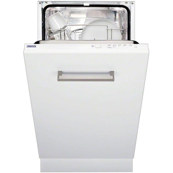 Встраиваемая посудомоечная машина 45 см Zanussi
