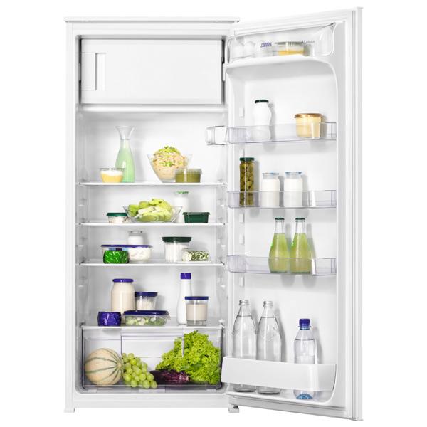 Встраиваемый холодильник однодверный Zanussi