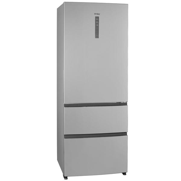 Холодильник с нижней морозильной камерой Широкий Haier A3FE742CMJRU