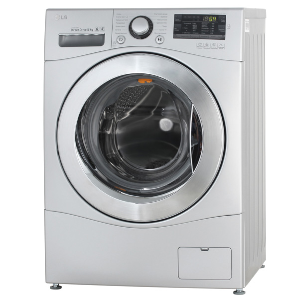 Стиральная машина стандартная LG FH4A8TDN4