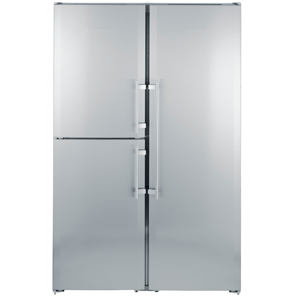 Холодильник (Side-by-Side) Liebherr SBSes 7353-26 liebherr sbses 7165 sbses 71650