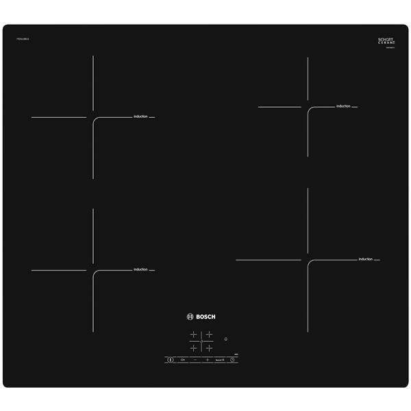 Встраиваемая индукционная панель Bosch PIE611BB1E
