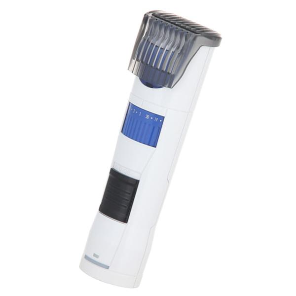 Триммер BabylissТриммеры<br>Система всасывания и сбора волос: Да,<br>Повторение контуров лица: Да,<br>Материал ножей: хром-молибденовый сплав нерж. стали,<br>Цвет: белый,<br>Вид гарантии: гарантийный талон,<br>Серия: BaByliss for Men PRO35 Beard,<br>Страна: КНР,<br>Кол-во настроек длины стрижки: 39,<br>Самозатачивающиеся лезвия: Да,<br>Промывка ножей под водой: Да,<br>Механич. регулировка длины: Да,<br>Точн. рег. длины стрижки: 0.5 мм,<br>Тип аккумулятора: Ni-Mh,<br>Материал лезвия: нерж. сталь,<br>Сухая стрижка: Да,<br>Телескопич. насадка 1: 1 - 20 мм<br><br>Вес г: 170<br>Цвет : белый