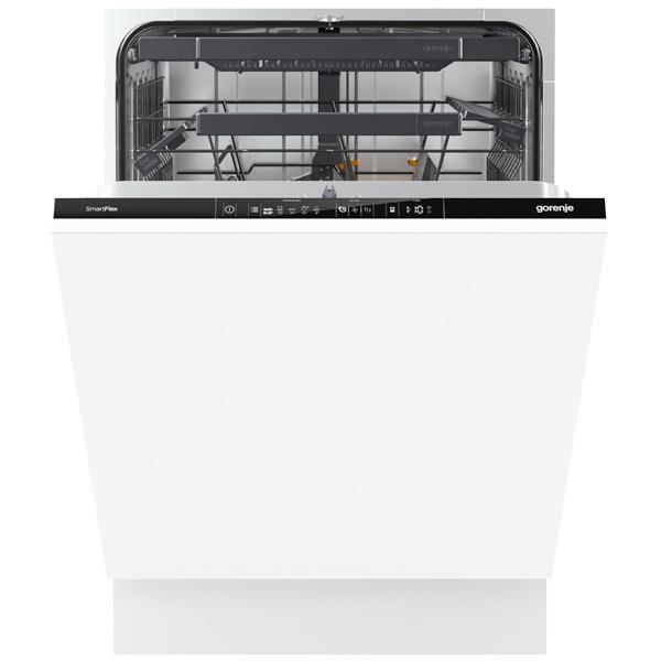 Встраиваемая посудомоечная машина 60 см Gorenje MGV6516