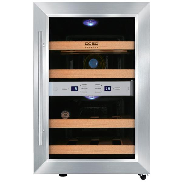 Винный шкаф до 140 см Caso