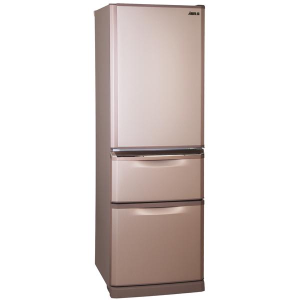 Холодильник с нижней морозильной камерой Mitsubishi Electric MR-CR46G-PS-R