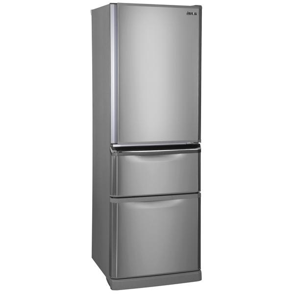 Холодильник с нижней морозильной камерой Mitsubishi Electric MR-CR46G-ST-R
