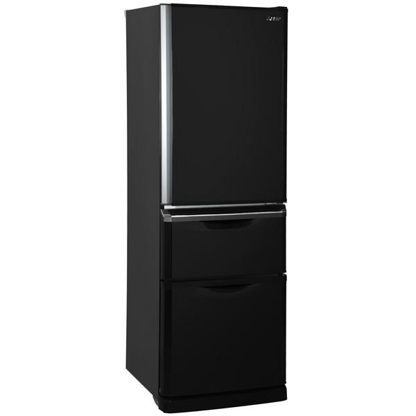 Холодильник с нижней морозильной камерой Mitsubishi Electric MR-CR46G-OB-R