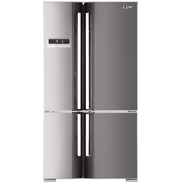 Холодильник многодверный Mitsubishi Electric MR-LR78G-ST-R