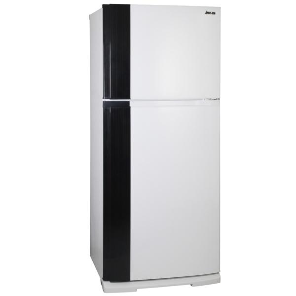 Холодильник с верхней морозильной камерой Широкий Mitsubishi Electric MR-FR62G-PWH-R