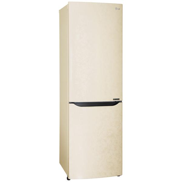 Холодильник с нижней морозильной камерой LG GA-B409SECL