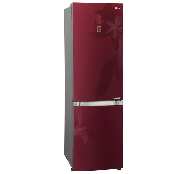 Холодильник с нижней морозильной камерой LG GA-B489TGRF