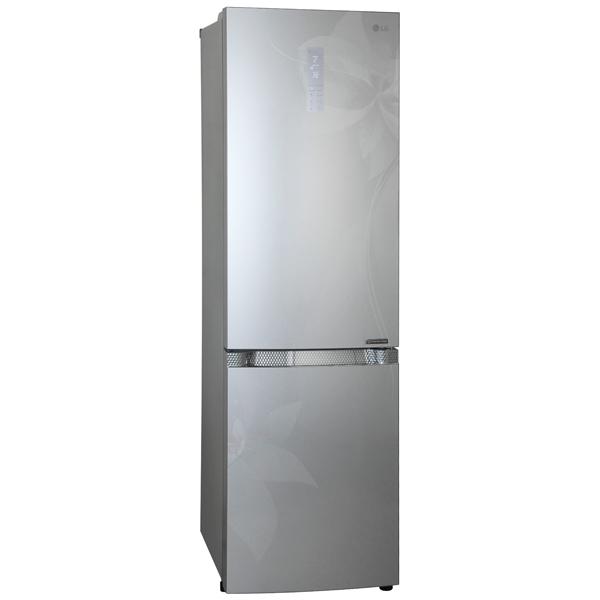 Холодильник с нижней морозильной камерой LG GA-B489TGDF
