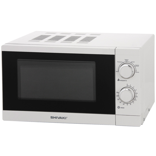 Микроволновая печь соло Shivaki SMW2001MW