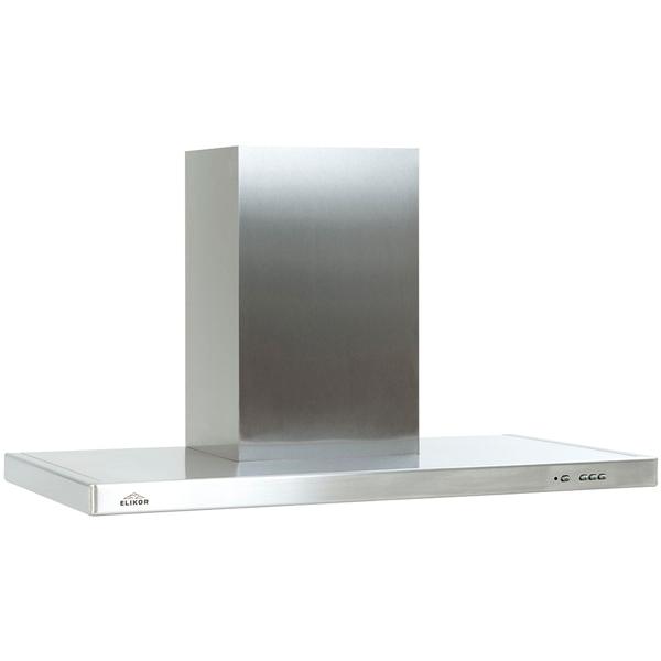 Вытяжка 90 см Elikor Квадра 90Н-650-К3Г Inox