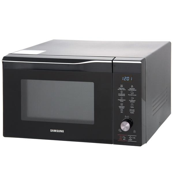 Микроволновая печь с грилем и конвекцией Samsung