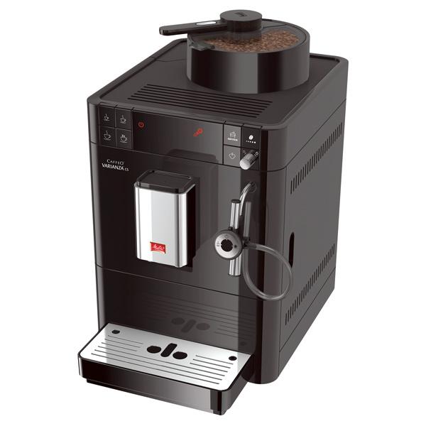 Кофемашина Melitta Caffeo Varianza CS Black (F55/0-102)