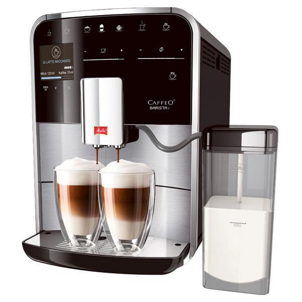 Кофемашина Melitta Caffeo Barista Inox (F740-100)