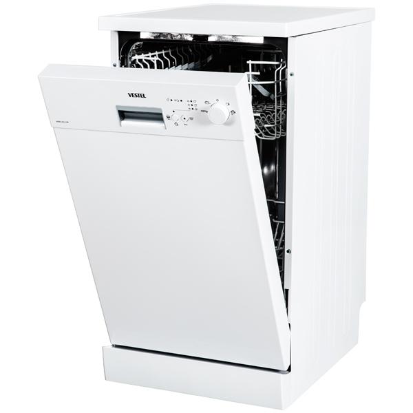 Посудомоечная машина (45 см) Vestel VDWL 4513 CW