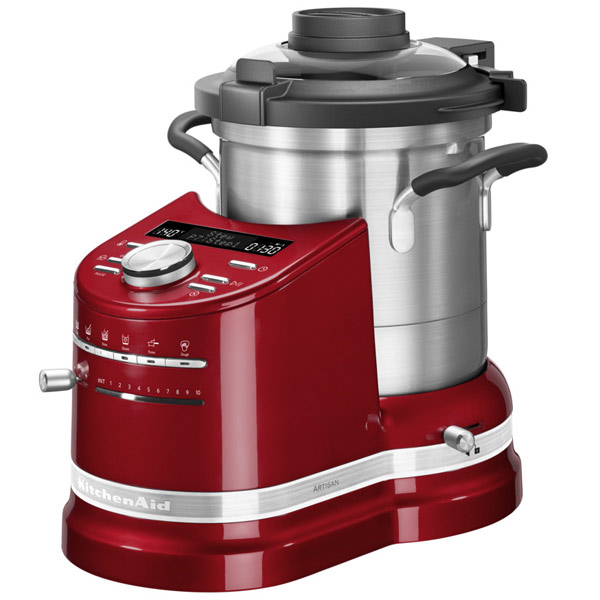 Кухонная машина KitchenAid 5KCF0104ECA