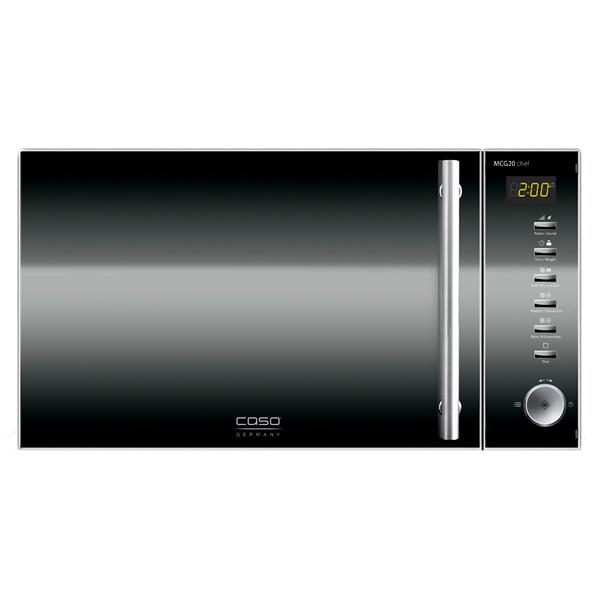 Микроволновая печь с грилем и конвекцией Caso MCG 20 Chef (3340)