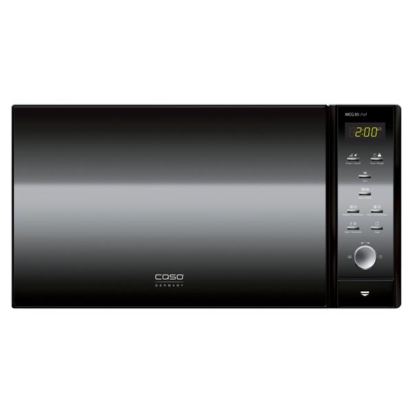 Микроволновая печь с грилем и конвекцией Caso MCG 30 Chef Black (3380)