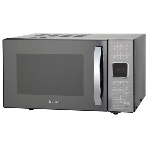 Микроволновая печь с грилем и конвекцией VITEK VT-2451 BK