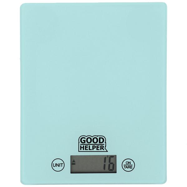 Весы кухонные Goodhelper KS-S04 Light Blue