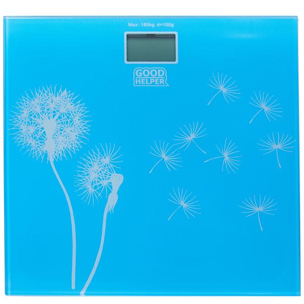 Весы напольные Goodhelper BS-S40 Light Blue