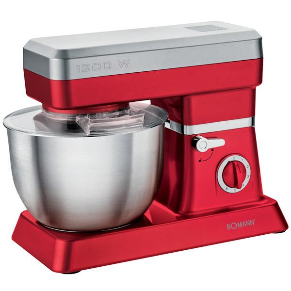 Кухонная машина Bomann KM 398 CB Red (603986)