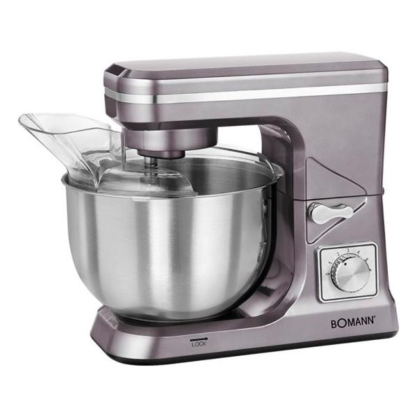 Кухонная машина Bomann KM 1393 CB Titanium (613931)