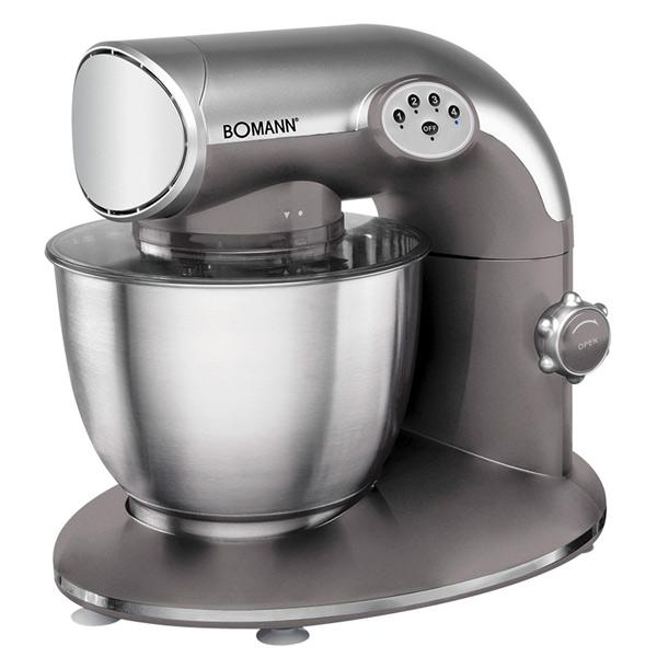 Кухонная машина Bomann KM 305 CB Titanium (603059)