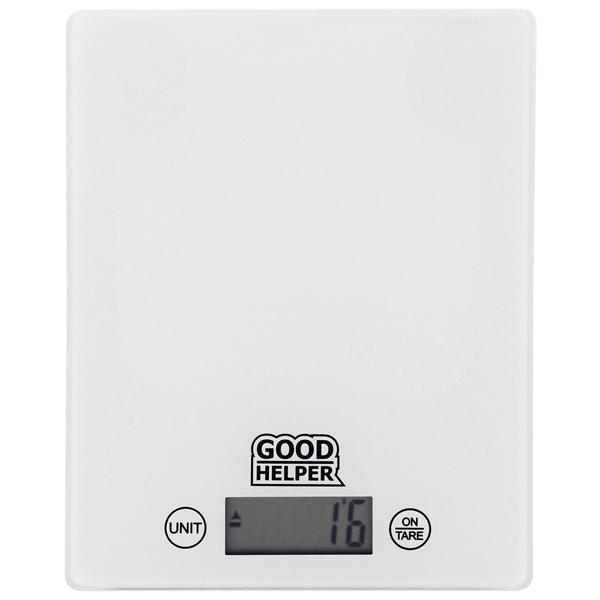Весы кухонные Goodhelper KS-S04 White