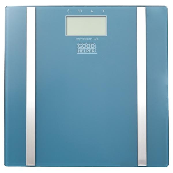 Весы напольные Goodhelper BS-SA56 Light Blue