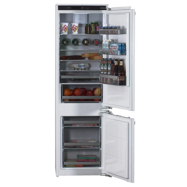 Встраиваемый холодильник комби Gorenje